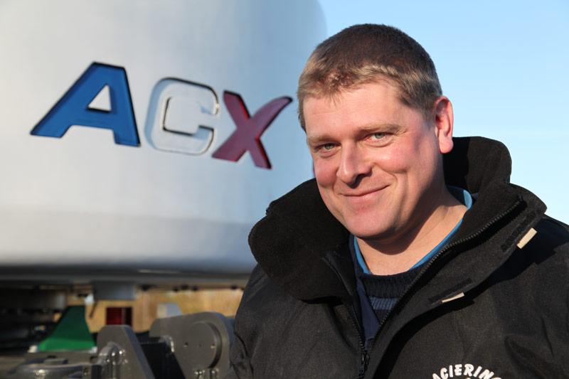 Mechanic at ACIERINOX since 2001